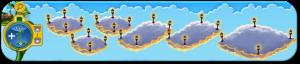 Wolkenreihe 1 Januar 2017