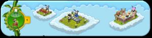 Wolkenreihe Das Teebakel