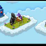 Wolkenreihe Farm noir