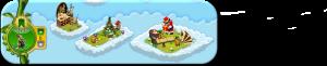 Wolkenreihe Nikolausfest