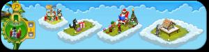 Wolkenreihe Weihnachten 2016