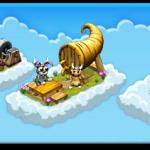 Wolkenreihe Wikingerspiele 2017