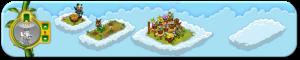 Wolkenreihe Zaubergarten