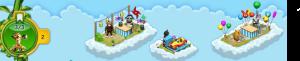 Wolkenreihe Leuchtkäferfest-Herbstausgabe