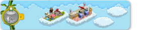 Wolkenreihe Wilde Farmwelt V
