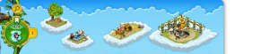 Wolkenreihe Der magische Garten